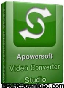 Apowersoft Video Converter Studio 4.9.1 Crack With License Key Free Download