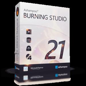 Ashampoo Burning Studio 21.6.1.63 Crack + Activation Key Free Download