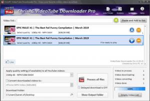 ChrisPC VideoTube Downloader Pro 12.21.22 Crack